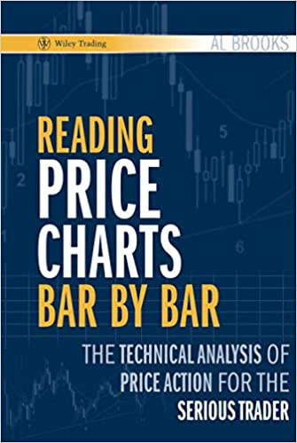 Reading Price Charts Bar by Bar de Al Brooks - Capa do Livro
