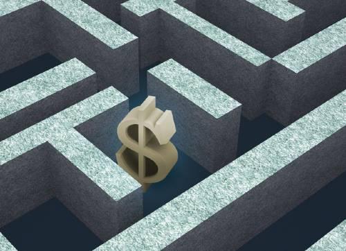 Labirinto das finanças