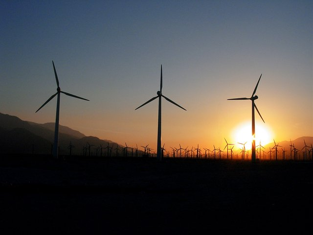 Aerogeradores Energia Eólica